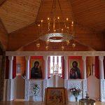 Малый хорос, храм Архангела Михаила с.Журавное