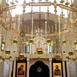 Хорос-паникадило диаметром 300 см., храм свт. Луки (Бердянск)