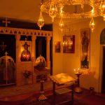 Малый хорос (паникадило), изготовленный для храма Архангела Михаила с.Волосское