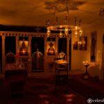 Малый хорос в храме Архангела Михаила с.Волосское