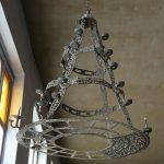 Прототип нашего хороса - «Переяславский» хорос» XI века в экспозиции Переяславского музея