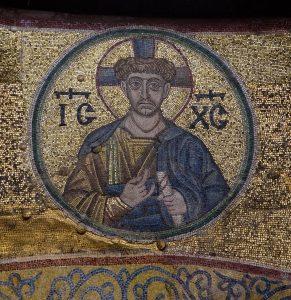 Иисус Христос Великий Иерей