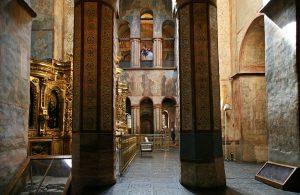 Трансепт собора Святой Софии, Киев, 11 в.