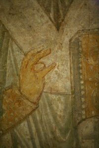 Святитель Панкратий, фрагм.