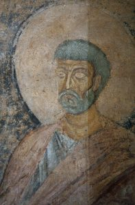 Апостол Петр, фрагмент
