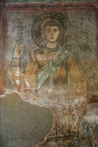 Святой воин (вмч. Димитрий?)