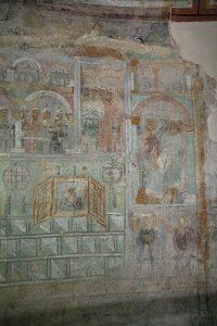 Константинопольский ипподром, фреска лестничной башни. Собор Святой Софии, Киев, XI в.