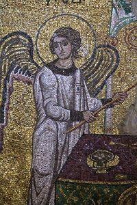 Ангел из Евхаристии