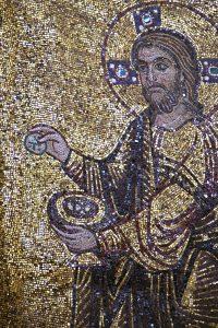 Христос из Евхаристии