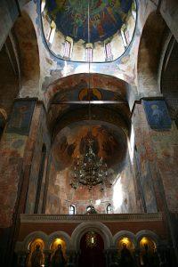 Кирилловская церковь, г.Киев, 12 в.